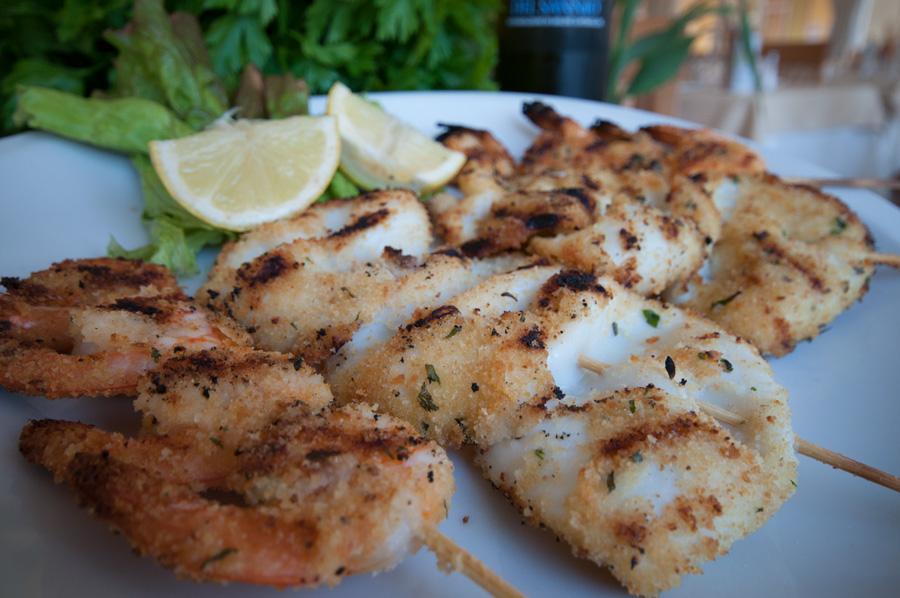 Secondi piatti di mare il pappagallo for Secondi piatti di pesce