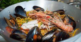 Primi piatti di mare