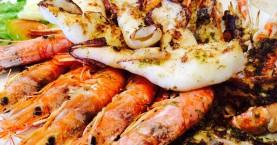 Menu di pesce € 38,00