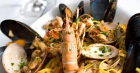 Menu di pesce € 29,00